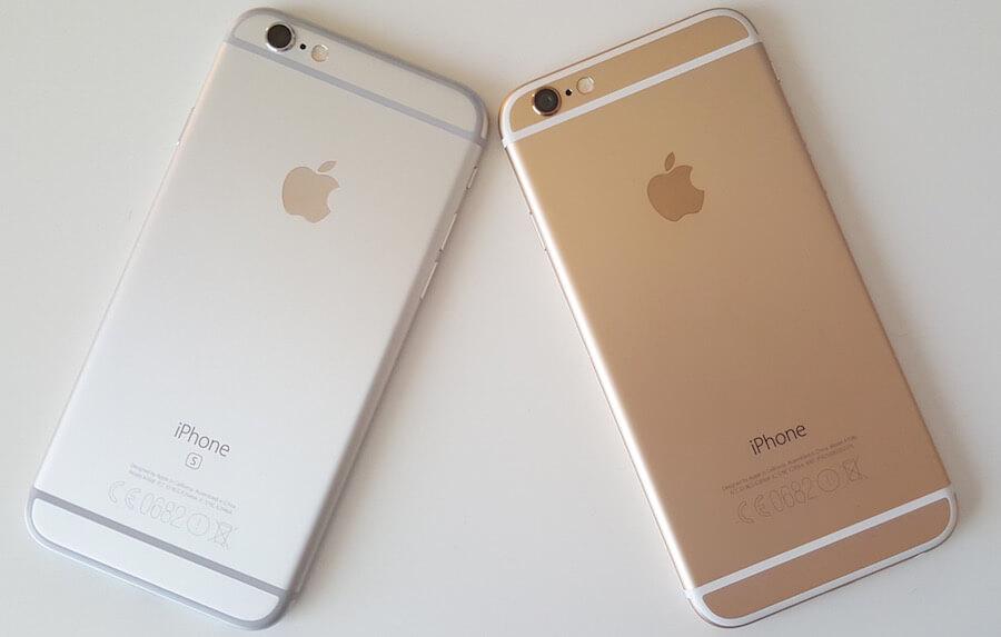 Чем отличается iPhone 6 от iPhone 6s