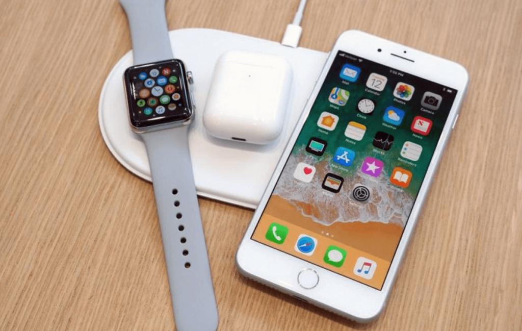 Как работает беспроводная зарядка айфона