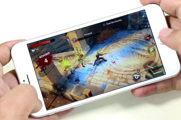 Игры по сети на iOS их возможности
