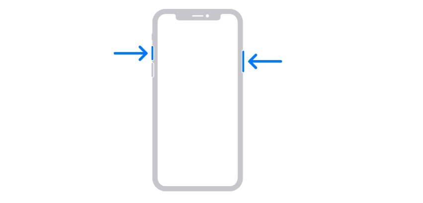 Как сделать снимок экрана на iPhone 11
